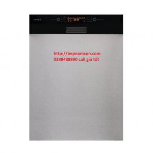 Máy rửa chén bán âm mặt kính đen HDW-HI60C , 15 bộ đồ ăn Châu Âu, 60 cm