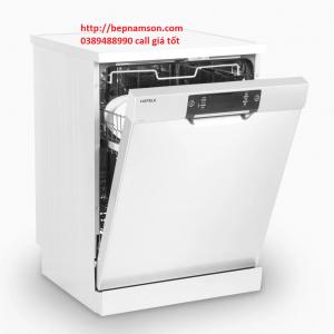 Máy rửa chén độc lập HDW-F60C, 15 bộ đồ ăn Châu Âu, 60 cm