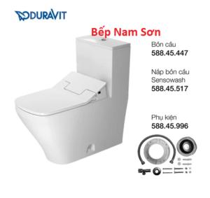 BỒN CẦU ĐIỆN TỬ DURAVIT 580.20.309